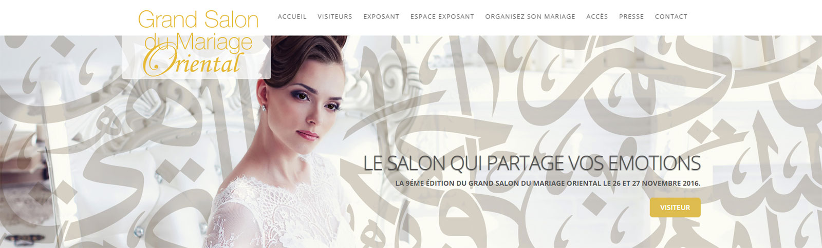 salon mariage oriental paris